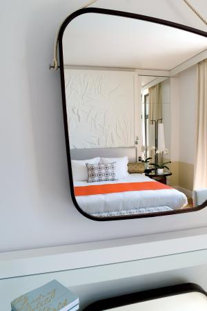 Hotel Royal-Riviera: Superior room with Sea and Garden view
