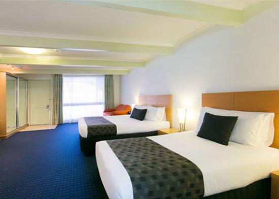 Quality Resort Siesta: guest room