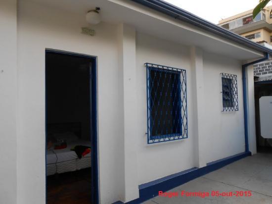 Hostel 300: Quarto do hostel