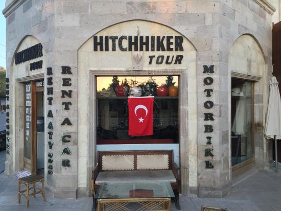 Cappadocia Hitchhiker