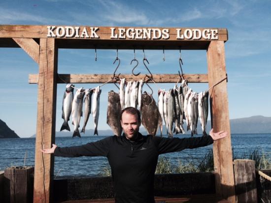 Kodiak Legends Lodge: limits