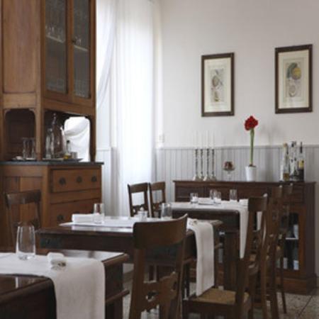 Locanda La Pieve: Dining Room