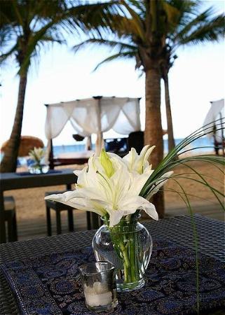 The Beach House Hotel: Cafe La Plage