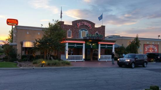 Saltgrass Front Picture Of Saltgrass Steak House Oklahoma City