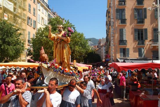 Marché de Saint Jean du Var