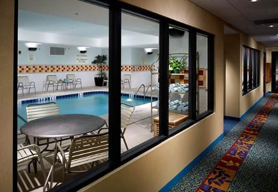 Collierville, Τενεσί: Indoor Pool & Spa