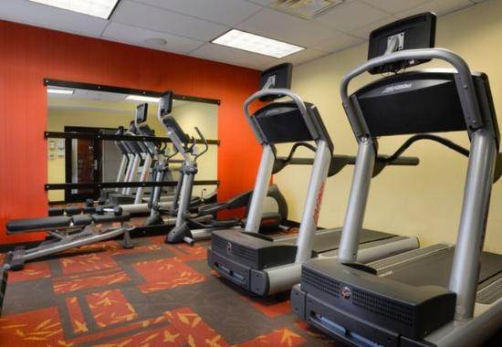 Collierville, Τενεσί: Fitness Center