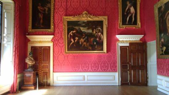 One of the rooms in the king 39 s state apts at kensington Kensington palace state rooms
