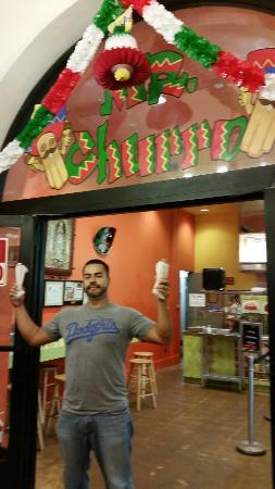 Mr Churro