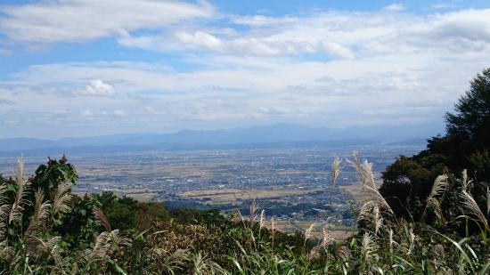 Niigata Prefecture, اليابان: 弥彦スカイライン