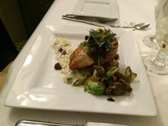 HawksHead Restaurant: Chicken