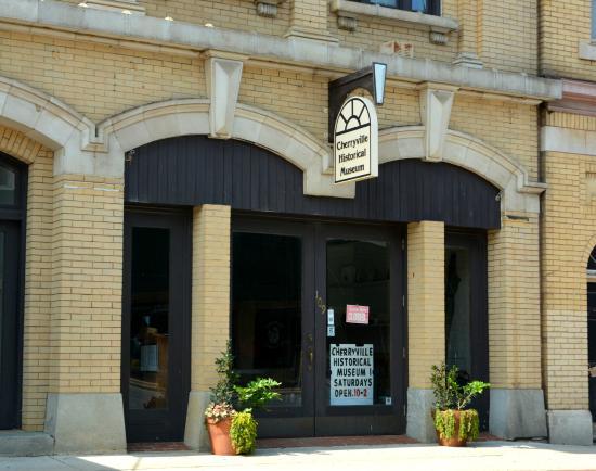 Cherryville Historical Museum