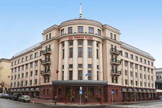 Photo of Crowne Plaza Hotel Minsk