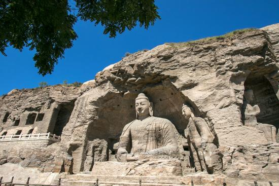 Datong, Chiny: Beautiful Grottos