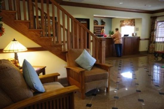 Mountain Inn & Suites Airport : MISPMis Checkin