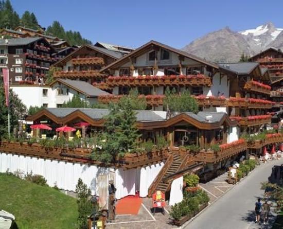 Ferienart Resort & Spa: Exterior