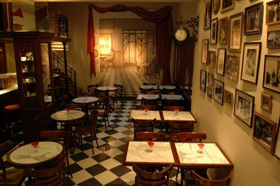 Tanguero Boutique Hotel: Bar/Lounge