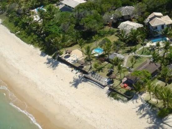 Arraial Praia Hotel Pousada: Exterior