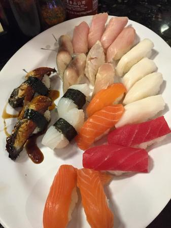 Mido Sushi All You Can Eat