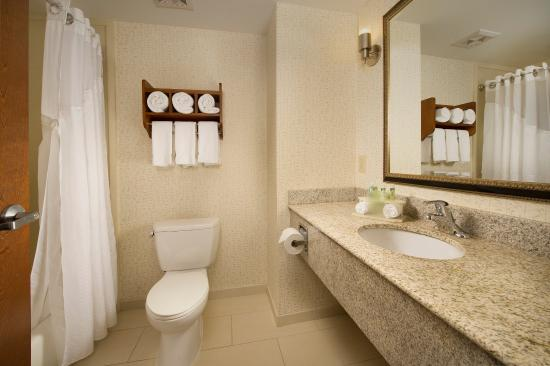 Holiday Inn Express Hotel & Suites Columbia East - Elkridge: Guest Bathroom