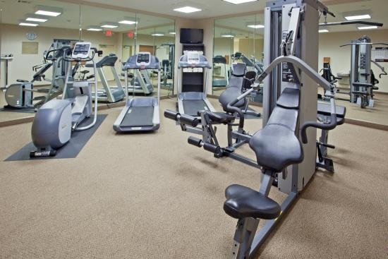 Candlewood Suites Texas City: Work out in our well-appointed Fitness Center