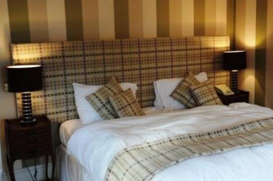 Llansantffraed Court: Guestroom