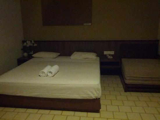 Aquarius Star Hotel: Номер