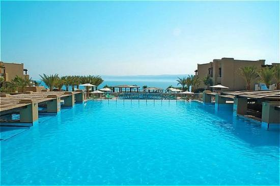 Holiday Inn Resort Dead Sea: The Dead Sea Overview
