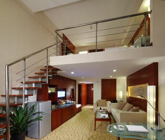 ARIVA Beijing West Hotel U0026 Serviced Apartment: Loft Apartment Full View