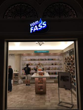 VOM FASS Las Vegas