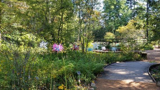 North Carolina Botanical Garden