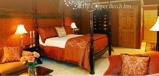 Ivoryton, Коннектикут: Guest Room