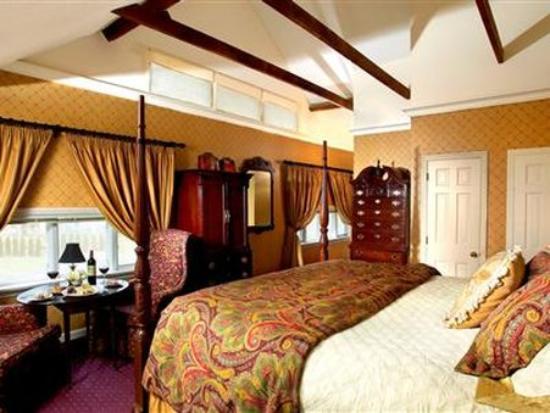 The Copper Beech Inn: Guest Room