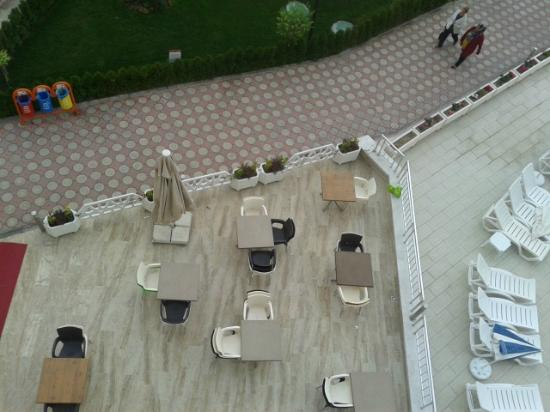 Ayas, Tyrkia: Cafe