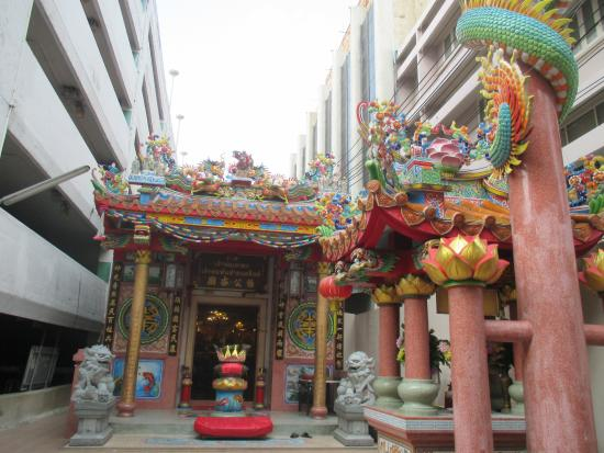 Chaopho Khao Tok - Chaopho Pantai Norasingh Shrine
