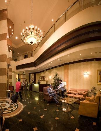 Coral Al Ahsa Hotel: Reception Lobby