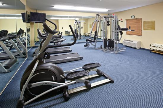 Candlewood Suites Indianapolis East: Fitness Center