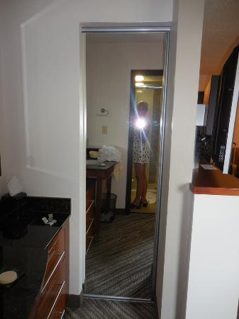 Hyatt Place Nashville/Brentwood: Full length mirror