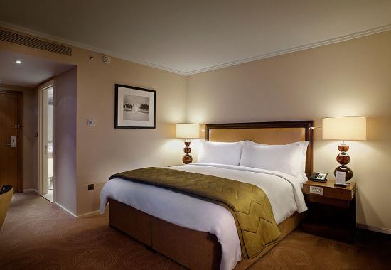 St. Pancras Renaissance London Hotel: Deluxe Queen Guest Room