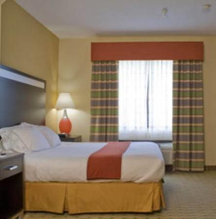 Holiday Inn Express Kennesaw NE - Acworth: King Bed Guest Room