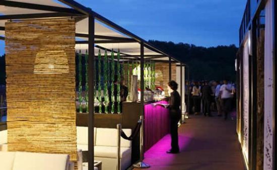 Hotel Gran Ultonia Girona: Fototerrassahotelgranultonia