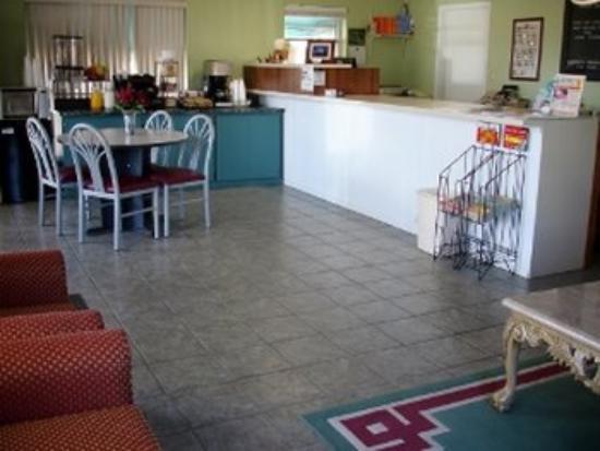 Antilley Inn : Lobby