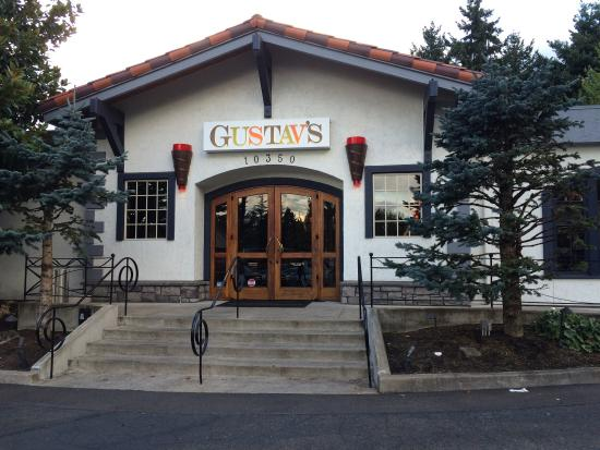 Gustav S German Pub Amp Grill Tigard Menu Prices