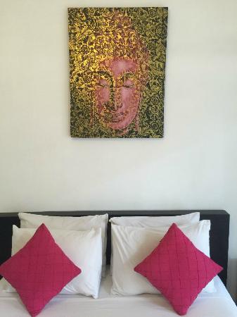 Sindu Guest House: Deluxe double room