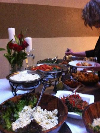 Ukiah, CA: Catered Event at Restaurant