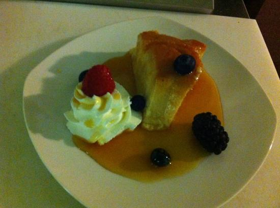 Ukiah, CA: Dessert Brazilian Style