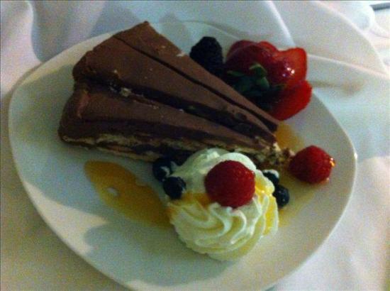 Ukiah, Καλιφόρνια: Dessert Brazilian Style
