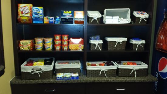 Motel 6 Wytheville: Gift Shop