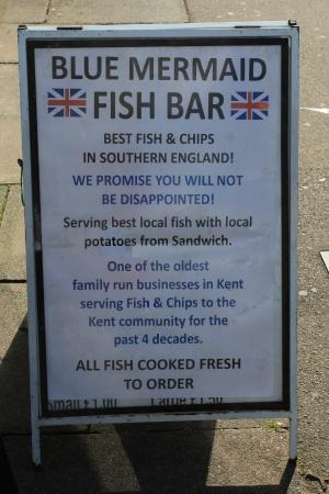 The Blue Mermaid Fish Bar