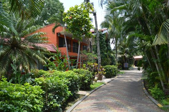 Alajuela, Costa Rica: Rooms and entrance